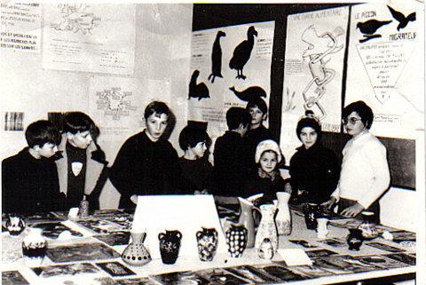 1971 CLUB DE JAA DE BOURG DE PEAGE