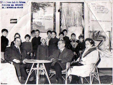 1971 jaa Club de JAA Bourg de Peage