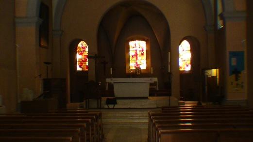 Eglise catholique des récollets Romans Sur Isère
